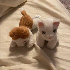 American Girl Doll Rebecca's Kittens